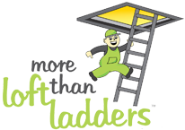 More Than Loft Ladders: Loft Ladders - Loft Ladders Fitted